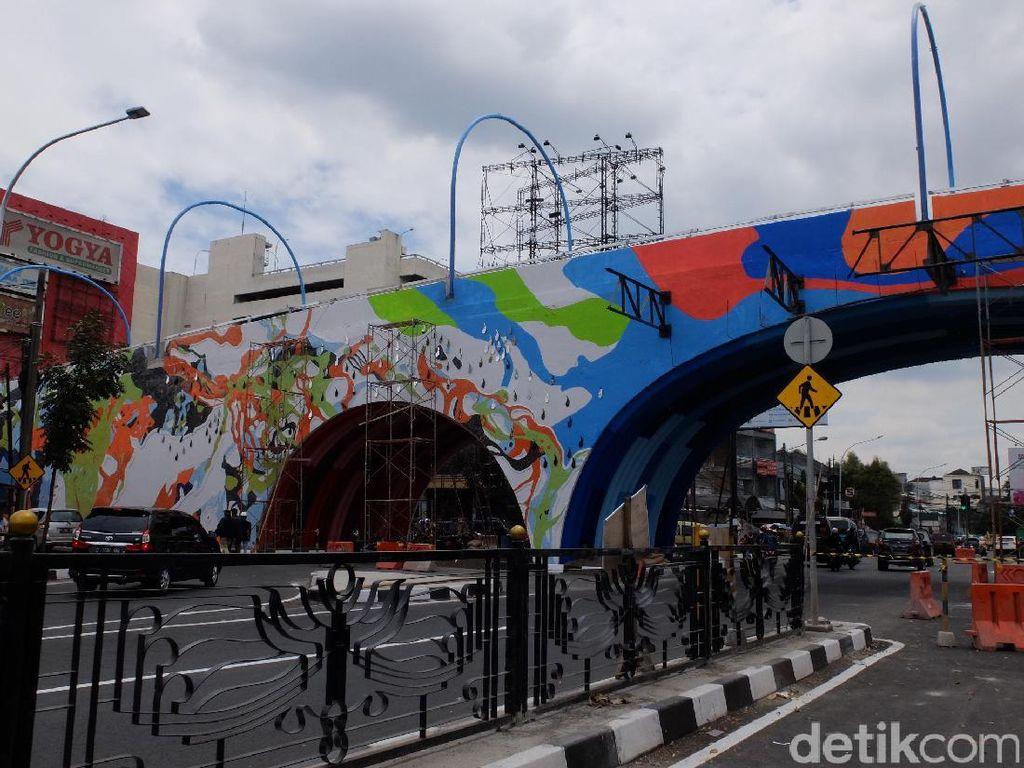 Tol Dalam Kota Bandung Dibangun, Proyek 2 Flyover Terancam Gagal