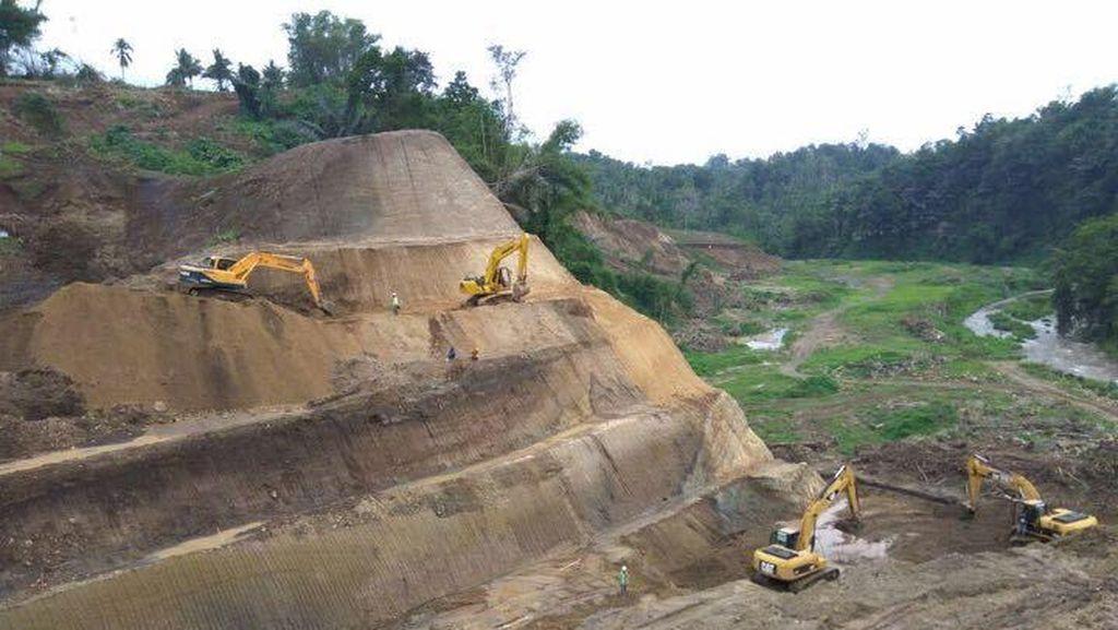 Jokowi Bakal Tinjau Pembangunan Bendungan Kuwil Kawangkoan di Manado
