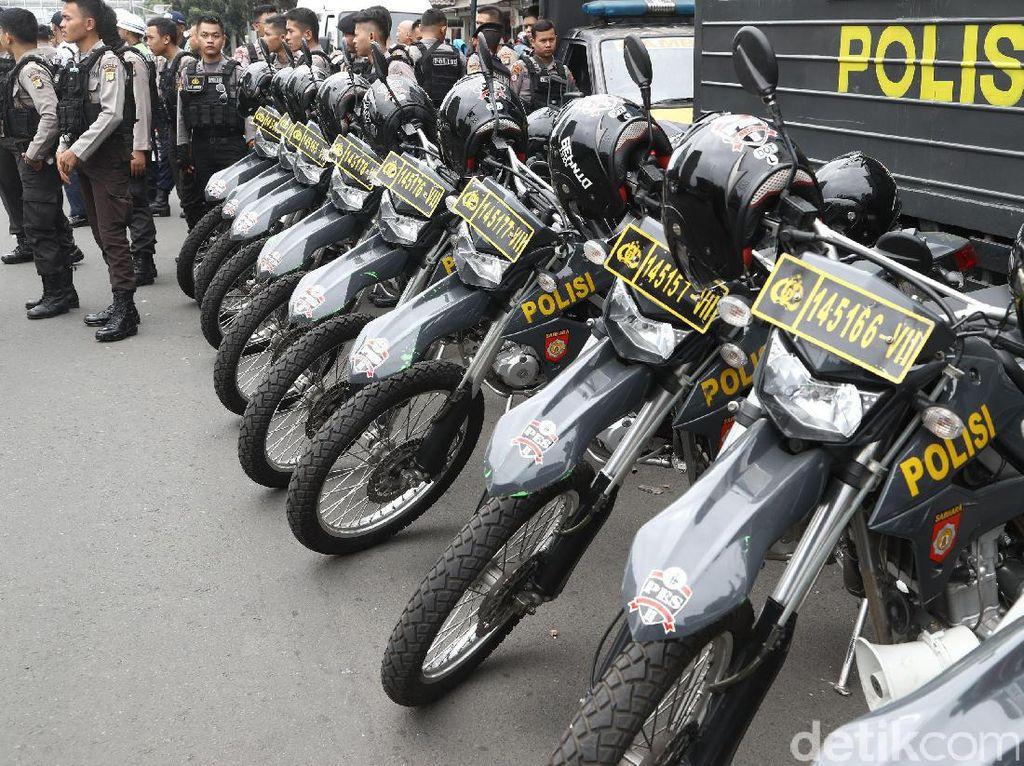 2.500 Polisi Siap Amankan Sidang Ahok di Gedung Kementan