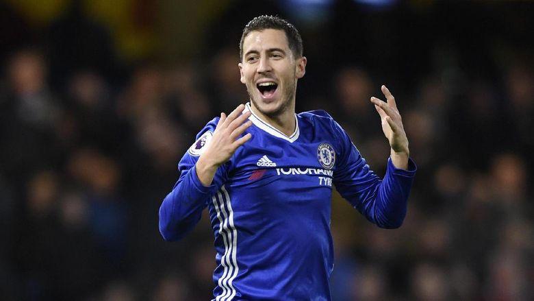 """Bandar Bola - Hazard Akan Jadi Pemain Terhebat Chelsea"""