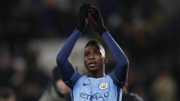 Leicester Rekrut Iheanacho dari City
