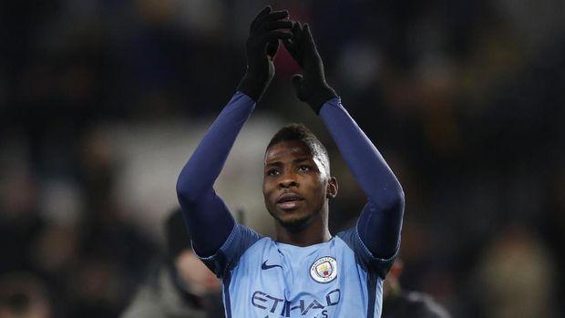 City Lepas Nasri, Iheanacho Merapat ke Leicester