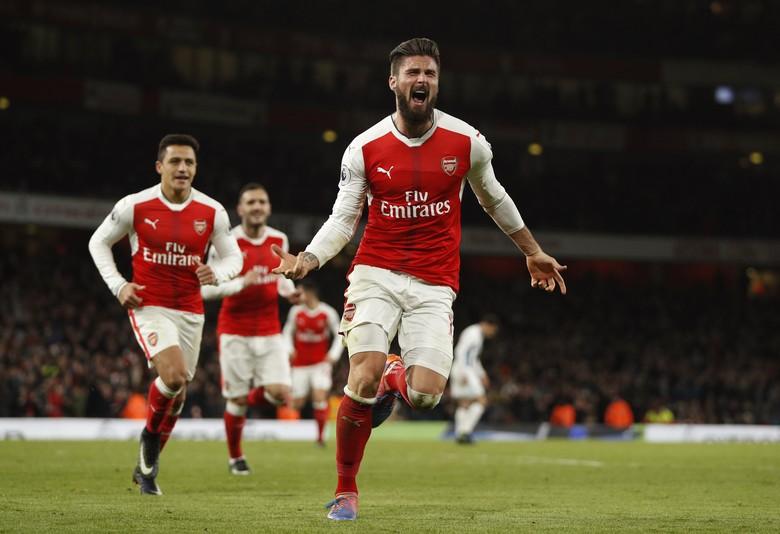 Premier League, Gelar Juara yang Paling Diinginkan Giroud