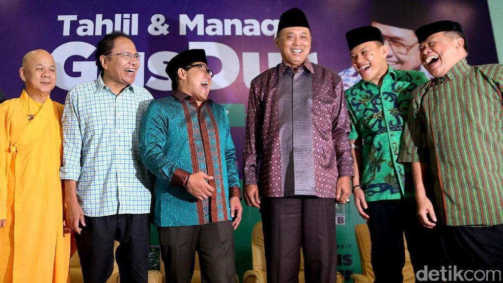 Kisah Pelawak Kirun Soal Perumpamaan Lagu Gundul Pacul Versi Gus Dur