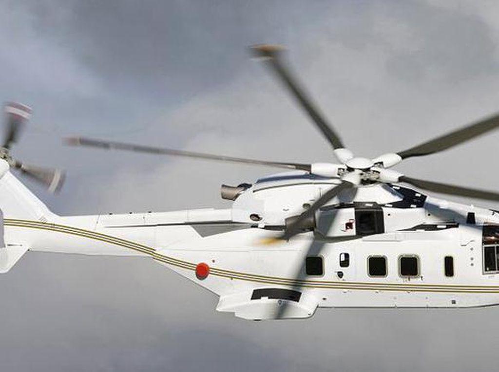 Anggaran Cair, TNI AU Tetap Beli Helikopter AW 101