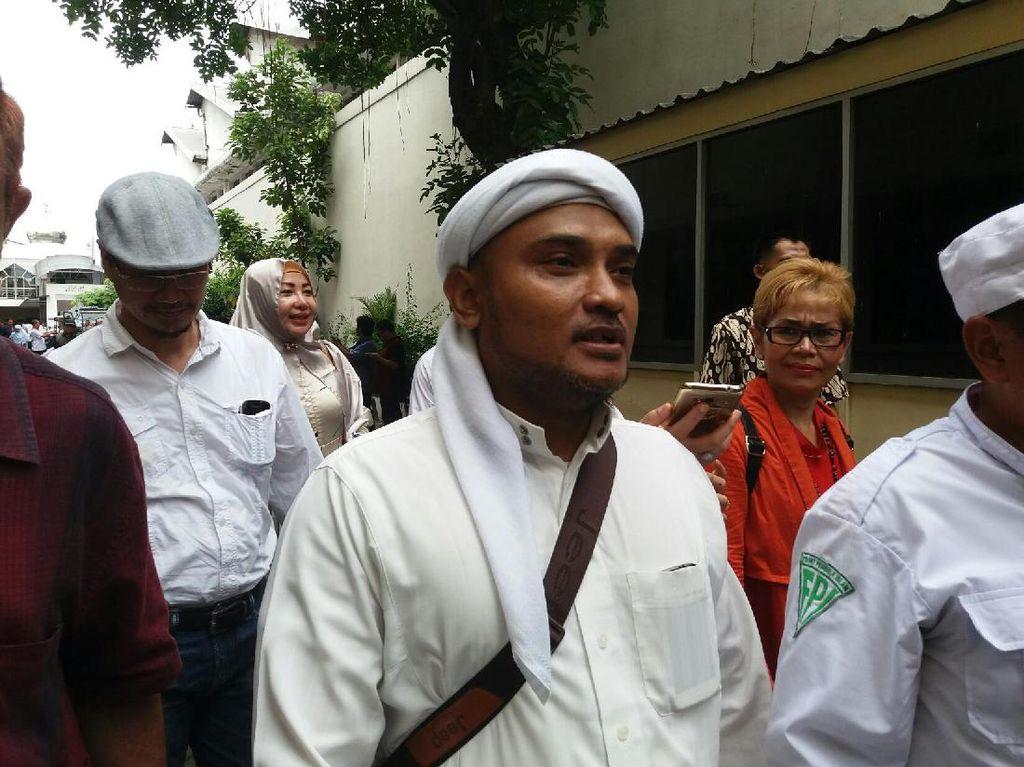 JK Sebut Habib Rizieq Tak Dilarang Pulang, PA 212: Harus Diamini Presiden