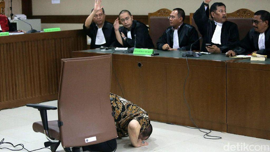 Vonis Bebas La Nyalla Tidak Bulat, Ini 10 Pertimbangan Hakim yang DO