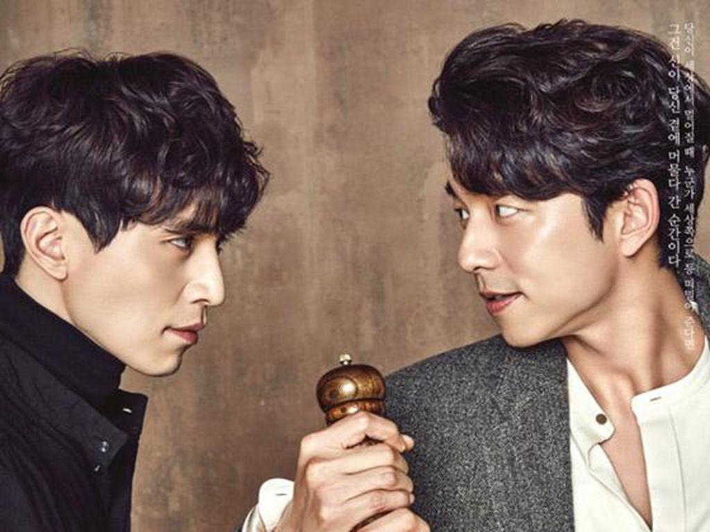 Lee Dong Wook dan Gong Yoo Reuni Lewat Talk Show Terbaru