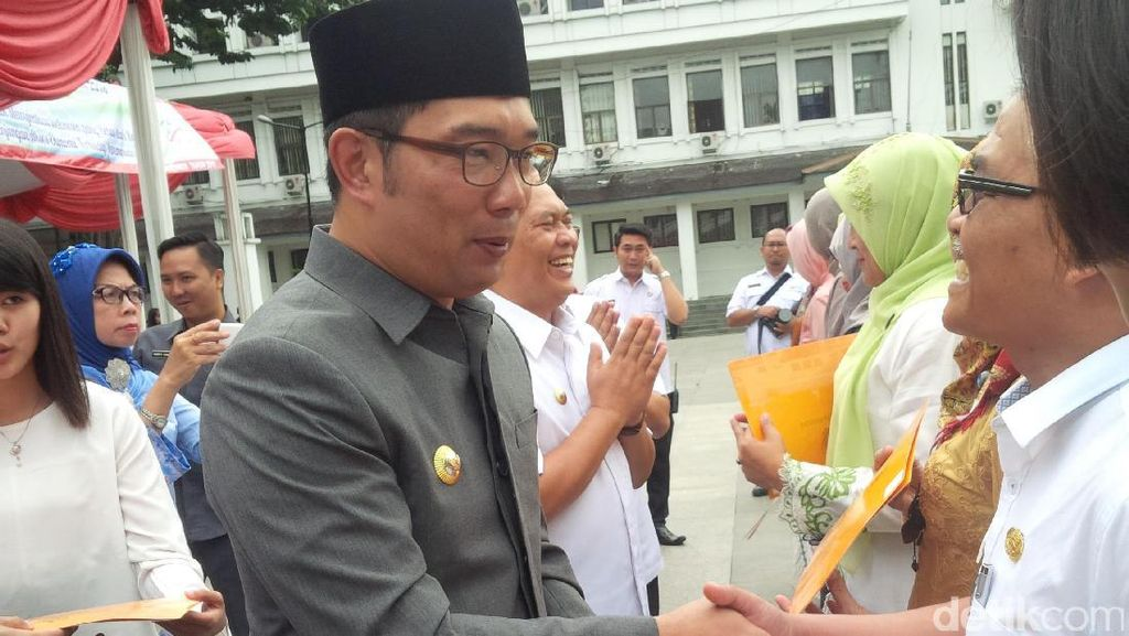 Pemkot Bandung Maksimalkan Zakat Profesi PNS