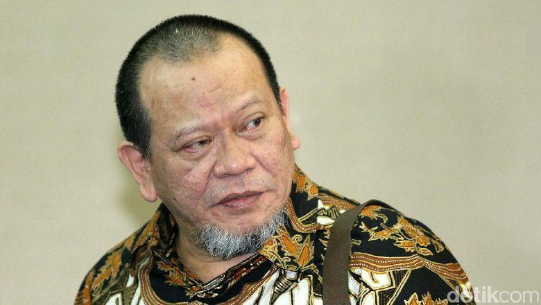 Serang Prabowo, La Nyalla: Umat 212 Jangan Mau Sama Partai Ga Jelas