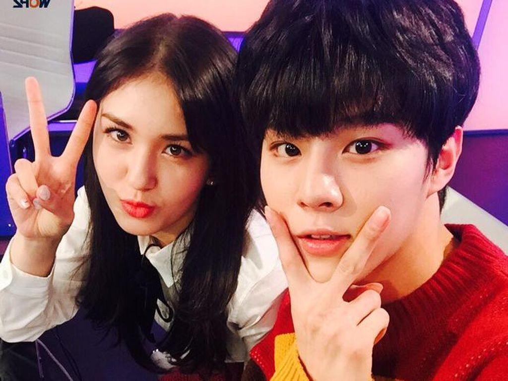 Wooshin UP10TION Lakukan Pelecehan Seksual pada Jeon Somi?