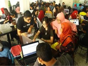 Produk UKM Pahlawan Ekonomi Surabaya Naik Kelas