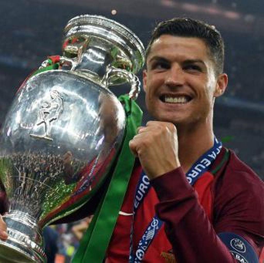 (Kuis) Semua Tentang Cristiano Ronaldo