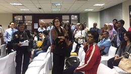 Temui Peserta Tax Amnesty, Sri Mulyani: Silakan Sampaikan Keluhan