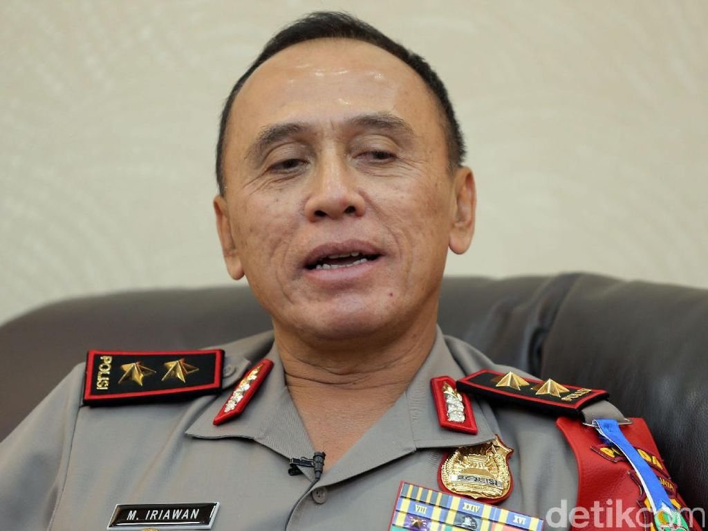 Jokowi Korban Fitnah Medsos, Kapolda Metro: Beliau Tak Mau Lapor
