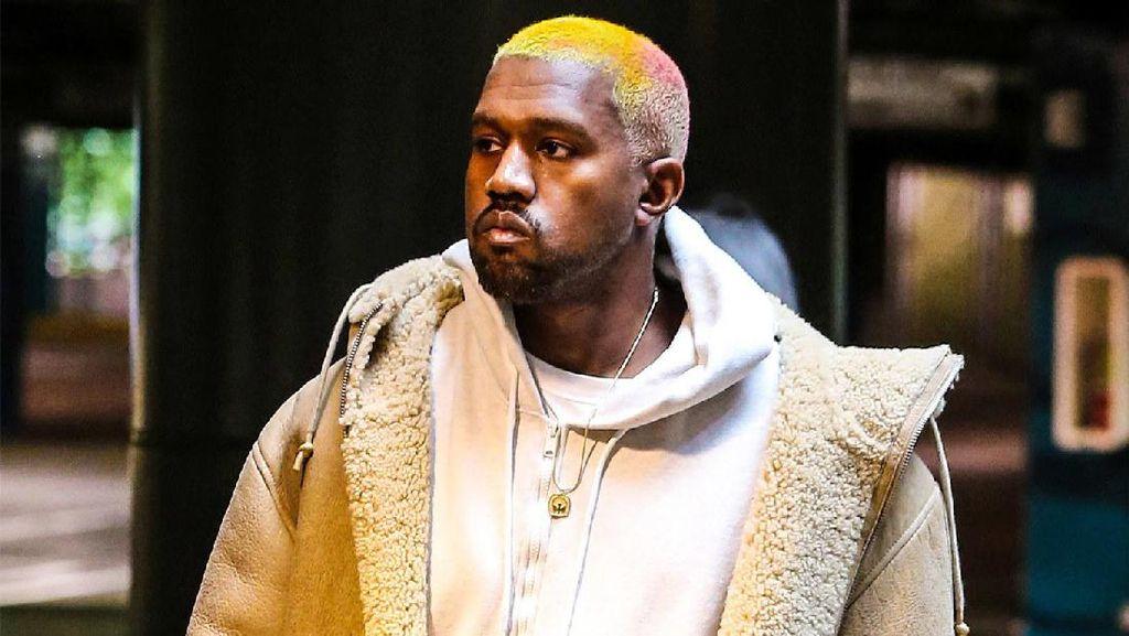 Sengketa Keuangan, Kanye West Tinggalkan Platform Streaming Milik Jay Z