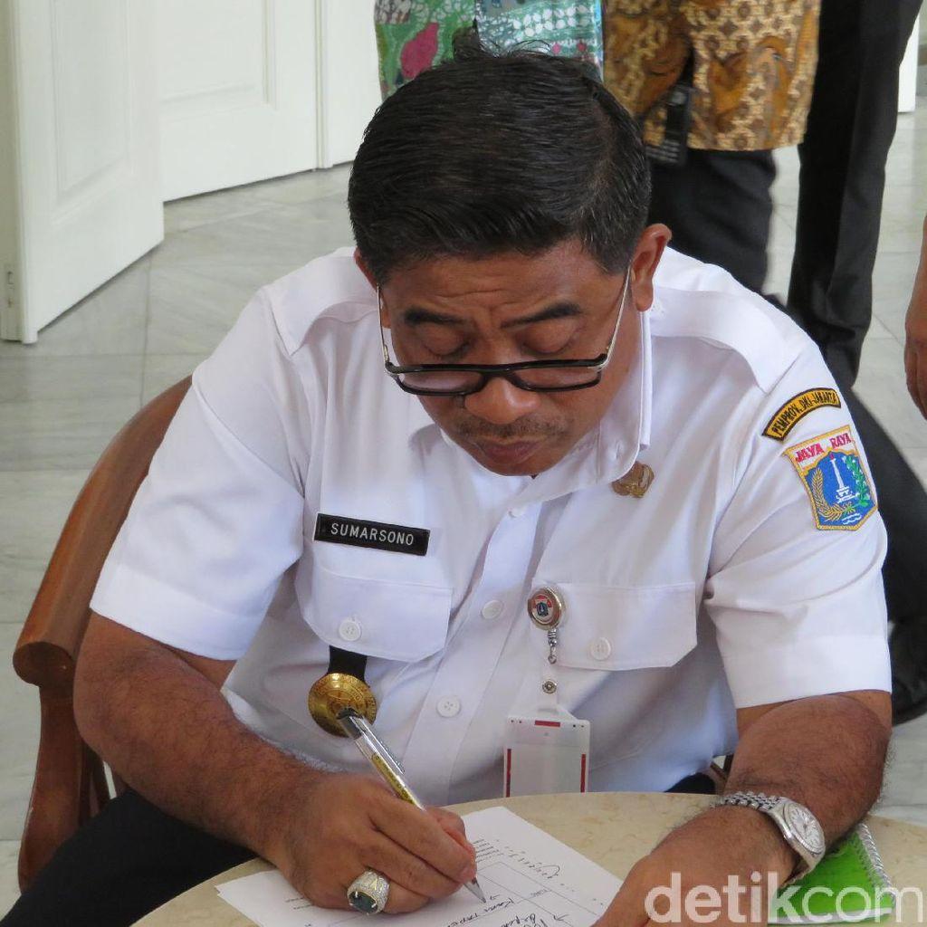 Sumarsono Ingin Tumbuhkan Gerakan Sadar Bencana Kebakaran