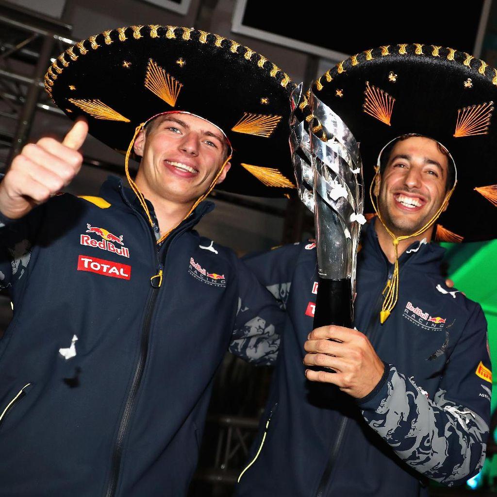 Horner Sebut F1 2017 Akan Menguntungkan Pebalap Bernyali