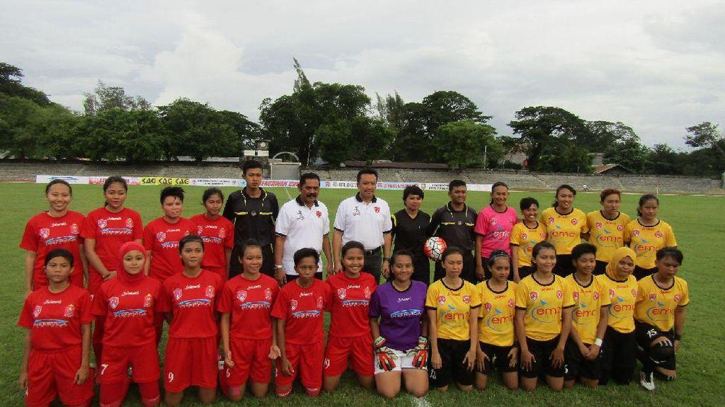 Saatnya Sepakbola Wanita Indonesia Hidup Lagi