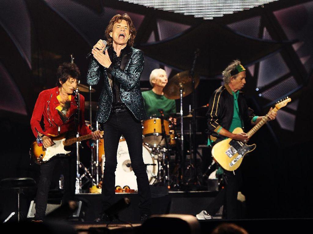 Mick Jagger Akan Operasi Katup Jantung, Ada Pantangan Khusus?
