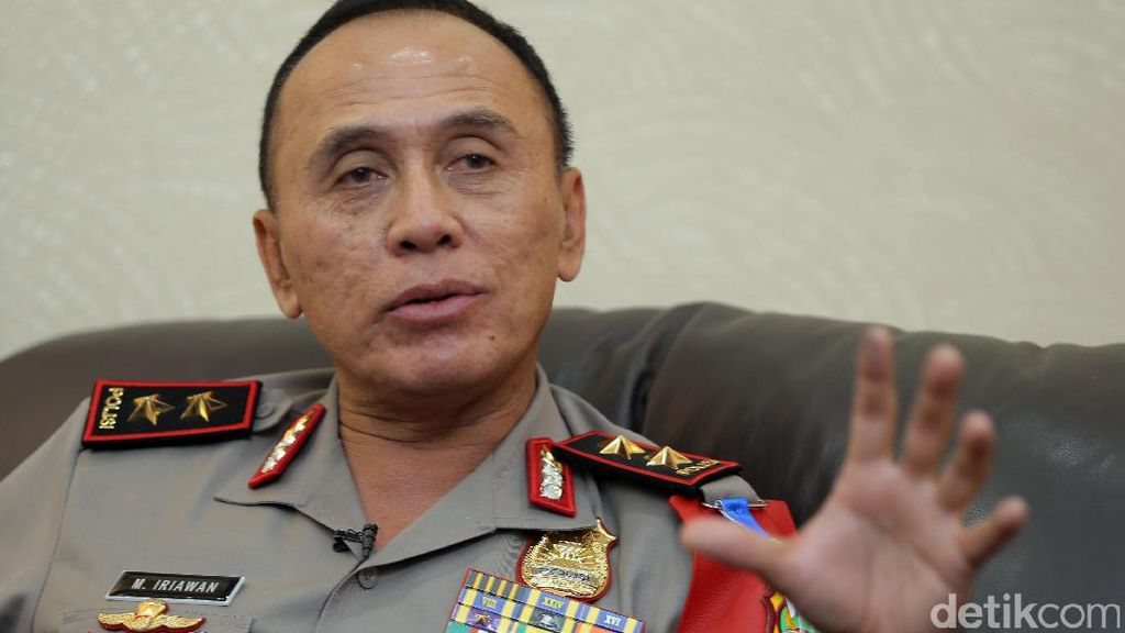 Jokowi Difitnah di Medsos, Kapolda Metro: Beliau Tak Mau Lapor