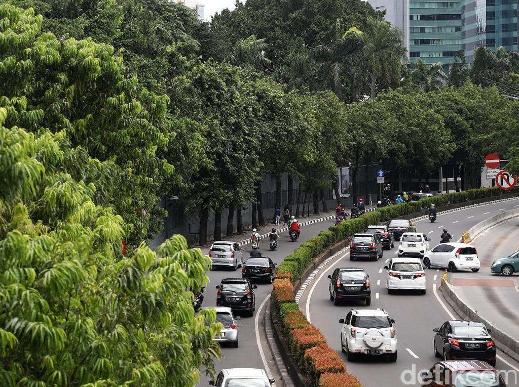 Ketentuan Mobil Pribadi dalam Angkut Penumpang Selama PSBB