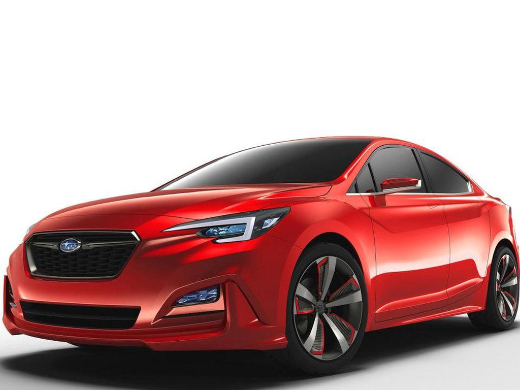 Subaru Takkan Luncurkan WRX Generasi Terbaru Sampai 2020