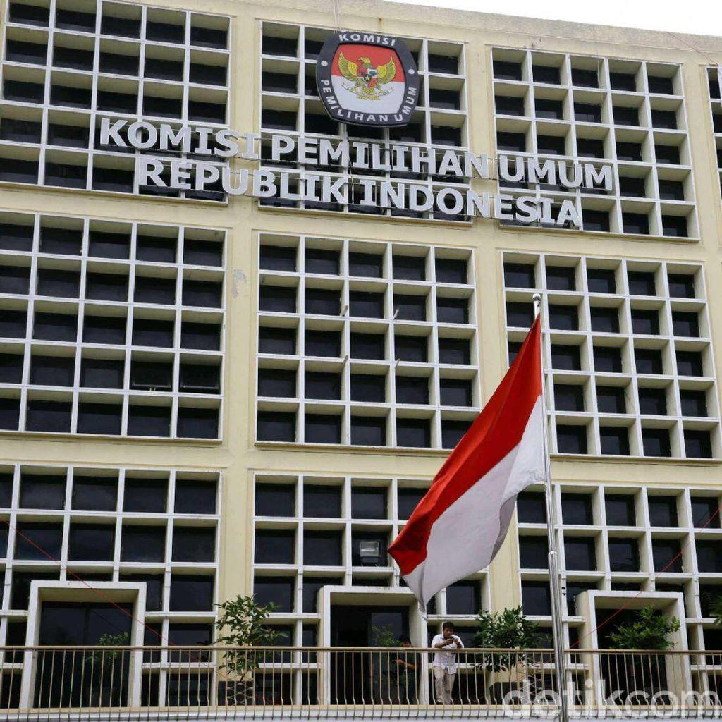 KPU Tetapkan DPS Pemilu 2019 Sebanyak 185 Juta