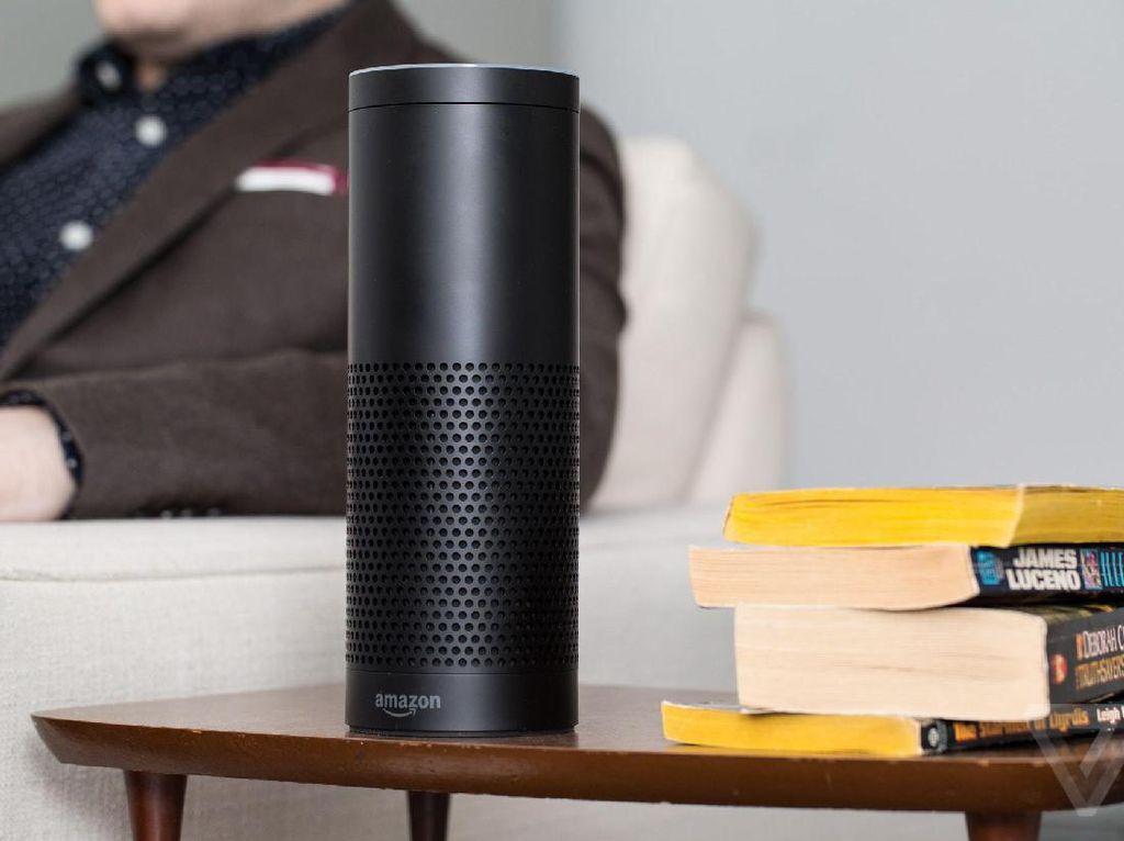 Penjelasan Amazon Soal Alexa yang Tiba-tiba Tertawa Sendiri
