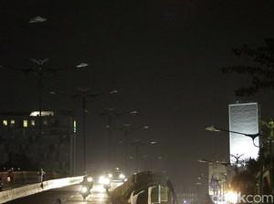 Pemkot Pekanbaru Nunggak Bayar Listrik, Lampu Jalan Dipadamkan PLN