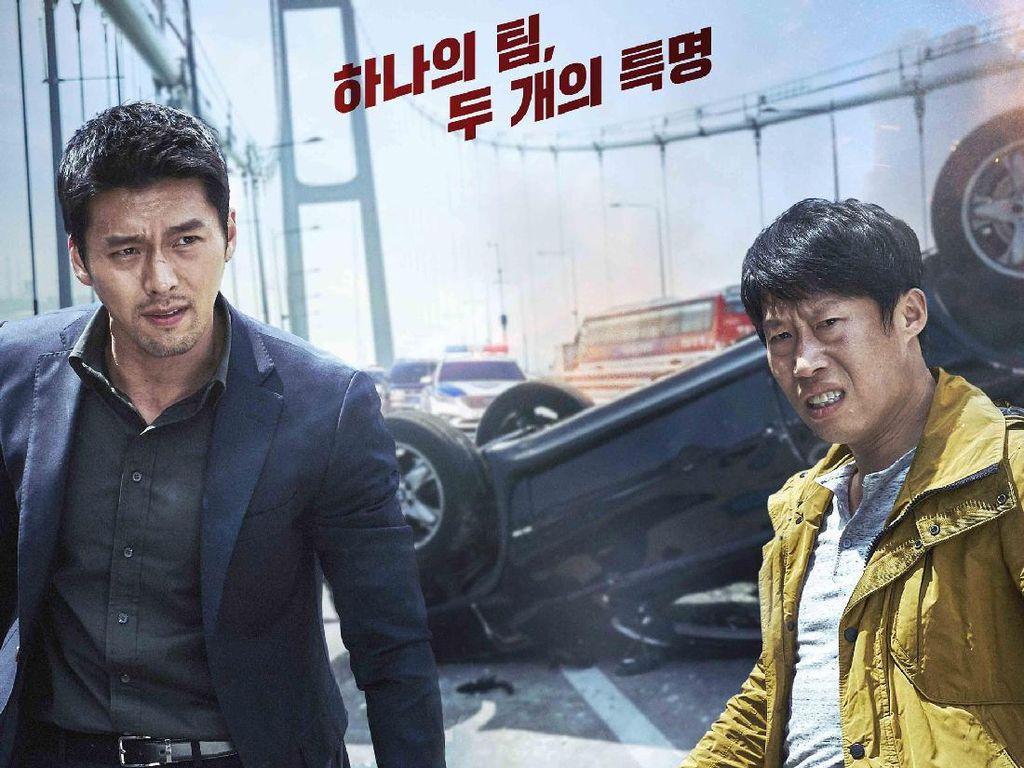 Film Hyun Bin Cooperation Umumkan Jadwal Rilis
