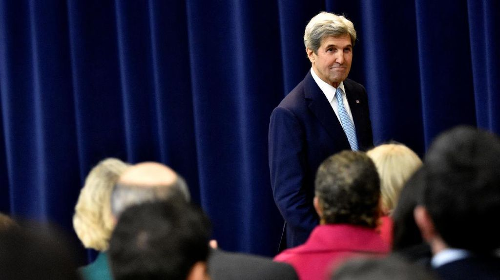 John Kerry: Akhiri Kesepakatan Nuklir Iran Perburuk Masalah Korut