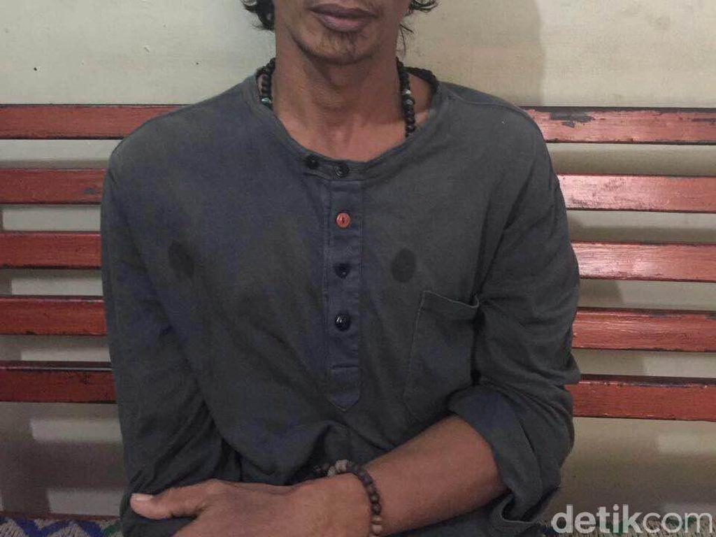 Polisi Dalami Motif Jamil Teroris ISIS Hina Jokowi dan Kapolri