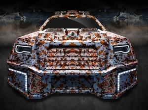 Black Alligator, Mercedes-AMG GLE63 S Anti-paparazzi