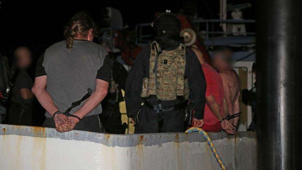 Salah Satu Sindikat Narkoba Australia Terungkap