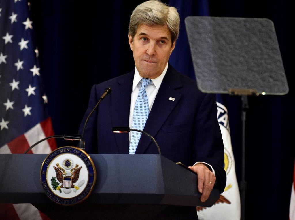 John Kerry Minta Perusahaan Migas di AS Investasi di Energi Bersih