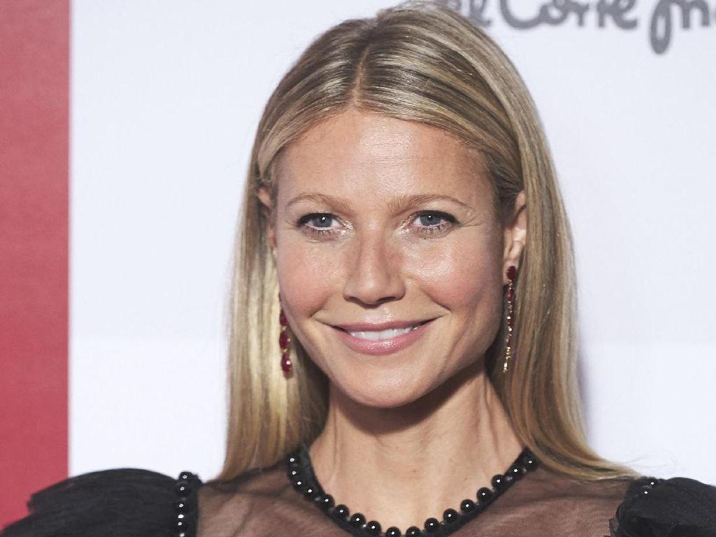 Gwyneth Paltrow Suka Wajahnya Keriput dan Rambut Beruban