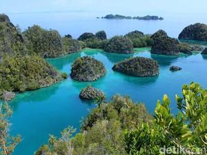 Hore! Raja Ampat Masuk 10 Destinasi Terbaik Asia Versi Lonely Planet