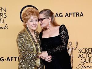 Golden Globe Berikan Penghormatan pada Debbie Reynolds dan Carrie Fisher