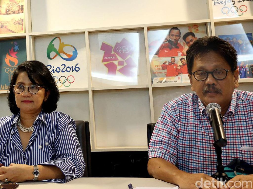 KOI Maksimalkan Test Event Asian Games