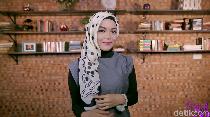 Video: Tutorial Hijab Layer Samping untuk Pergi Reuni