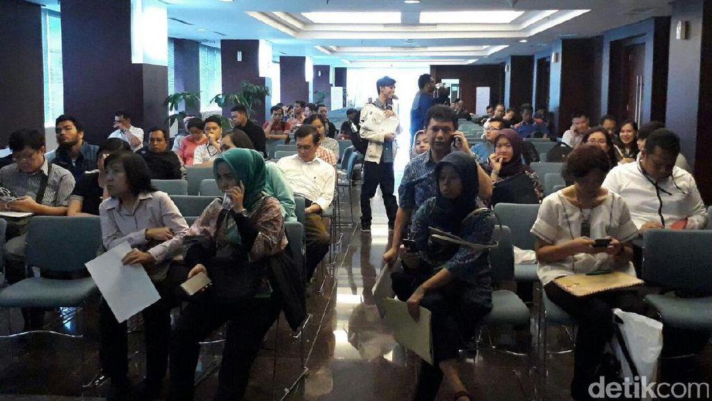 Sudah 1.000 Pendaftar, Pengambilan Nomor Antrean Tax Amnesty Ditutup