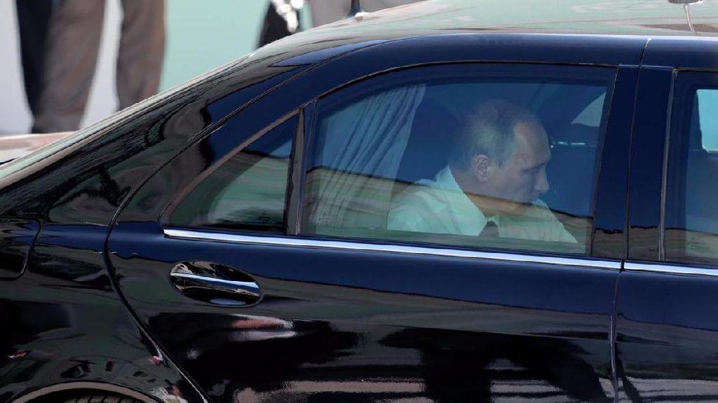 Limo Bekas Presiden Putin Dijual Rp 18 Miliar
