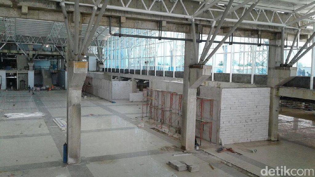 Rampung Medio 2017, Bandara Supadio Siap Layani 3,8 Juta Penumpang