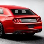 Begini Jadinya Jika Ford Mustang Tanpa Buntut