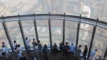 Selamat Datang di Gedung Tertinggi Sedunia: Burj Khalifa