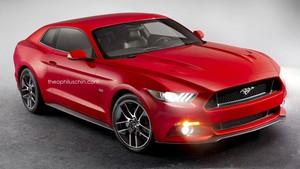 Cantiknya Ford Mustang Tanpa Buntut