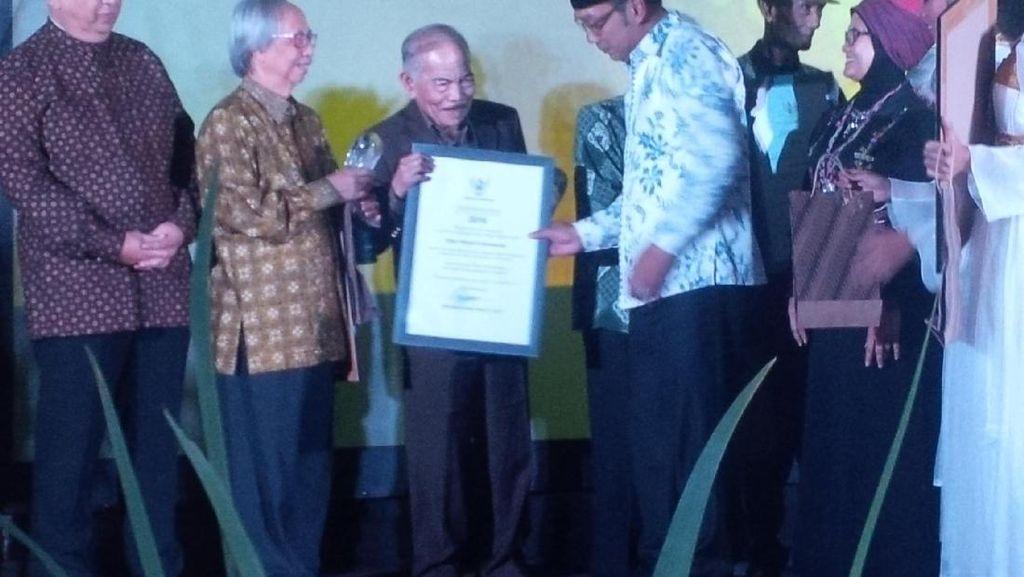 Pemkot Bandung Beri Anugerah Budaya ke 15 Tokoh dan Lembaga