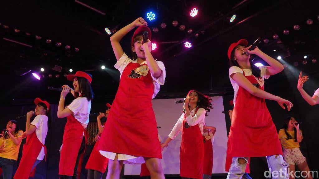 Serunya Event JKT48 Cafe