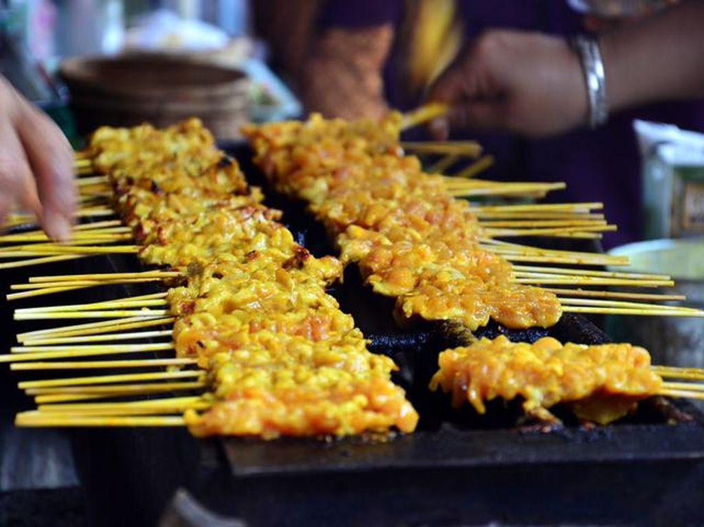 Menu Tahun Baru: Sate Khas Ponorogo dan Salad  Kentang yang Istimewa
